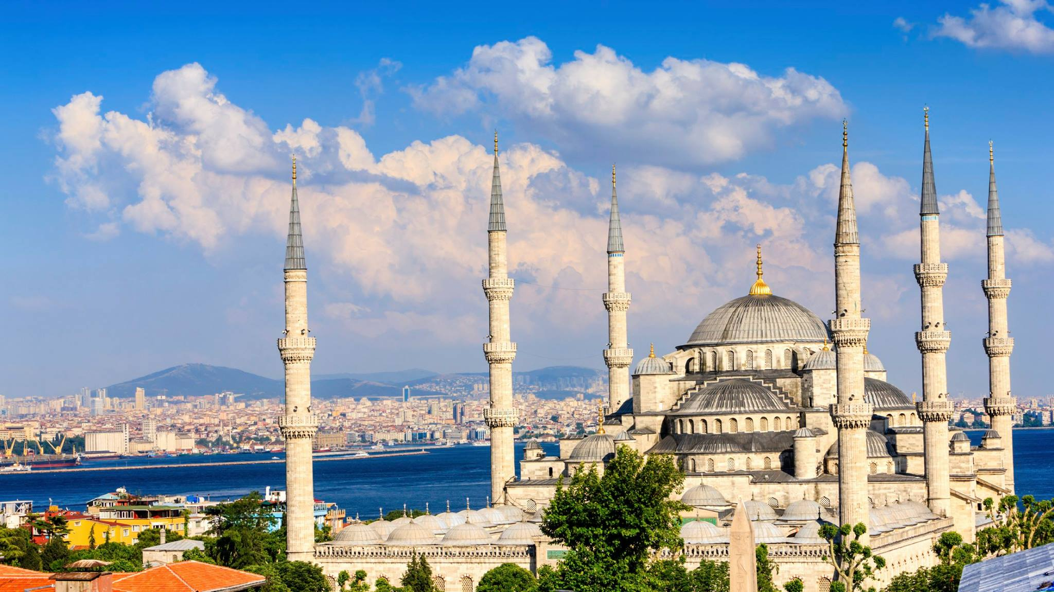 5 best tourist attractions in istanbul for Blue istanbul hotel taksim